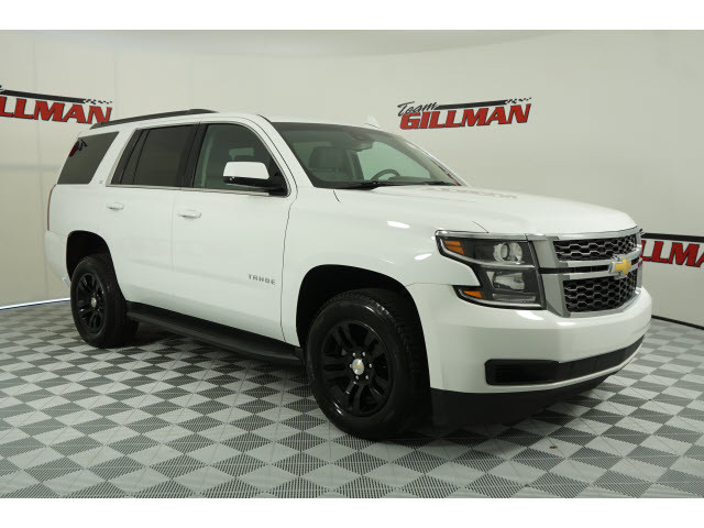 Pre-Owned 2018 Chevrolet Tahoe LT LEATHER NAVIGATION BOSE AUDIO