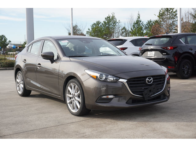 Certified Pre-Owned 2017 Mazda3 4-Door Touring CERTIFIED PREOWNED