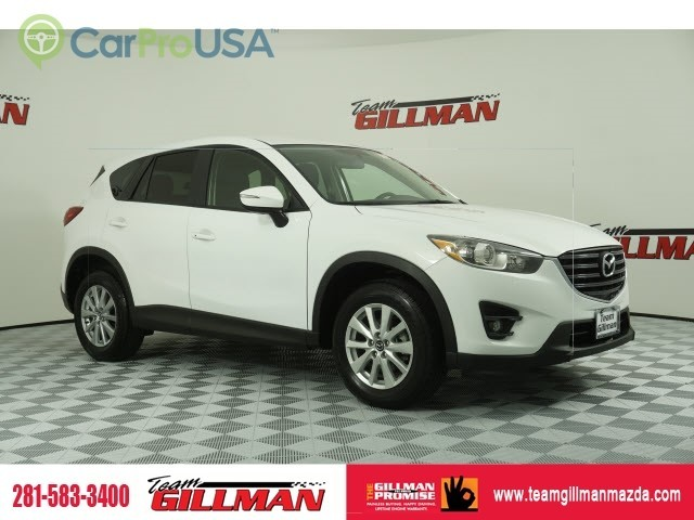 Pre-Owned 2016 Mazda CX-5 Touring ALLOY WHEELS