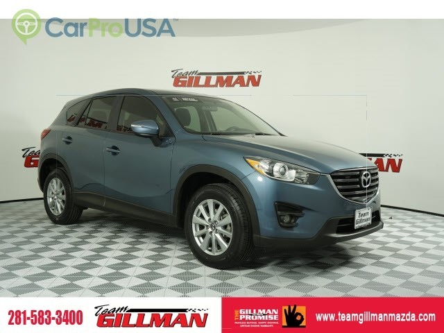 Certified Pre-Owned 2016 Mazda CX-5 Touring AUTO CERTIFIED PRE-OWNED