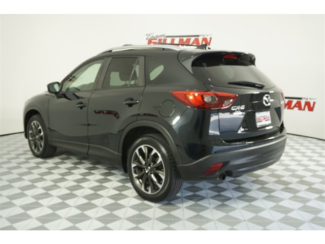 Certified Pre-Owned 2016 Mazda CX-5 Grand Touring SUNROOF NAVIGATION