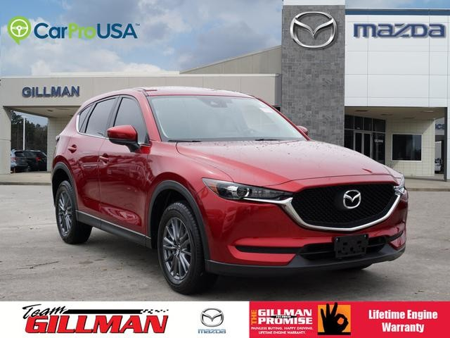 Pre-Owned 2017 Mazda CX-5 Sport LEATHER SEATS NAVIGATION SYSTEM