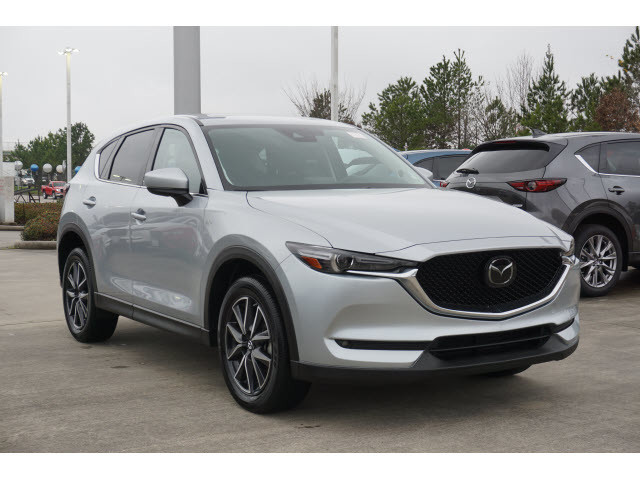 Certified Pre-Owned 2018 Mazda CX-5 Grand Touring LEATHER INTERIOR BOSE AUDIO CERTIFIED PRE-OWNED SUNROOF