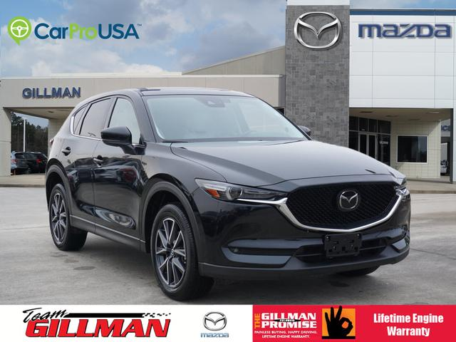 Certified Pre-Owned 2018 Mazda CX-5 GT FWD