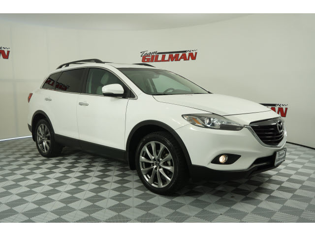 Pre-Owned 2015 Mazda CX-9 Grand Touring LEATHER SUNROOF BOSE AUDIO