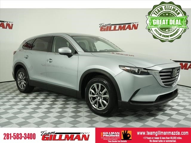 Certified Pre-Owned 2018 Mazda CX-9 Touring LEATHER BACK UP CAMERA CERTIFIED PRE-OWNED