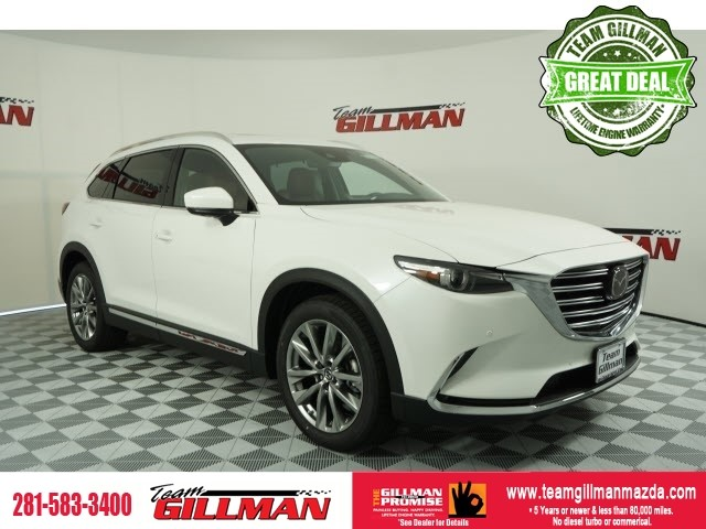 New 2019 Mazda CX-9 SIGNTR AWD