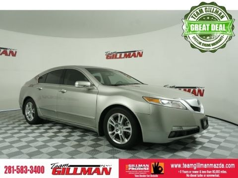 Pre-Owned 2010 Acura TL 3.5 With Navigation