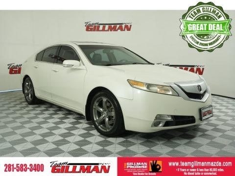 Pre-Owned 2011 Acura TL SH-AWD AWD