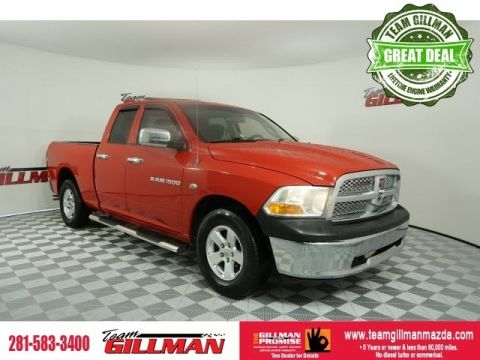 Pre-Owned 2011 Ram 1500 ST RWD 4D Extended Cab