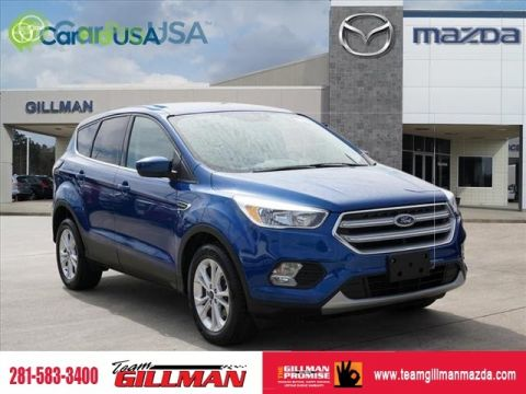 Pre-Owned 2017 Ford Escape SE SYNC BACK UP CAMERA