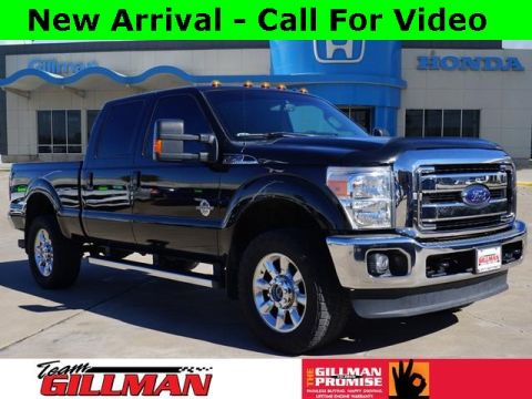 Pre-Owned 2015 Ford F-250SD Lariat 4WD