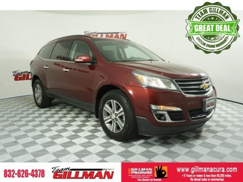 2016 Chevrolet Traverse 2LT