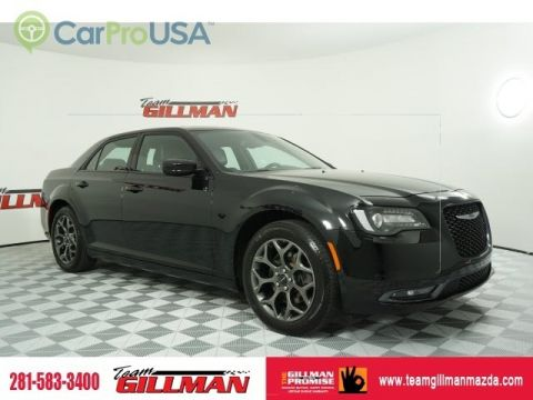 Pre-Owned 2017 Chrysler 300 300S LEATHER INTERIOR BEATS AUDIO