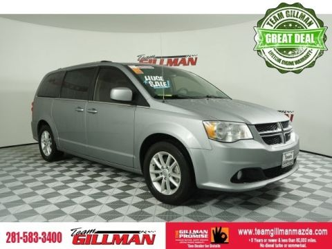 Pre-Owned 2018 Dodge Grand Caravan SXT FWD 4D Passenger Van