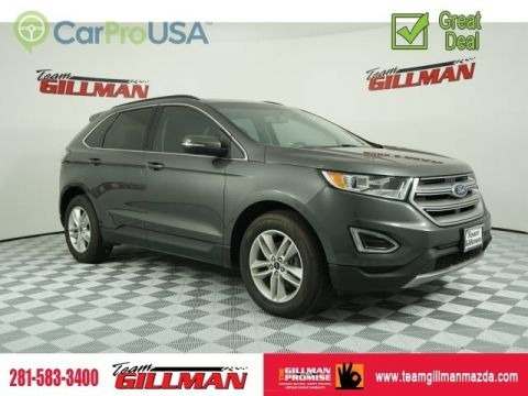 Pre-Owned 2016 Ford Edge SEL LEATHER INTERIOR NAVIGATION SYSTEM