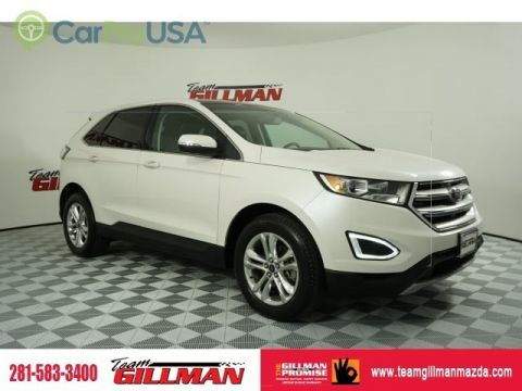 Pre-Owned 2015 Ford Edge SEL NAVIGATION SYSTEM PANOROOF LEATHER INTERIOR