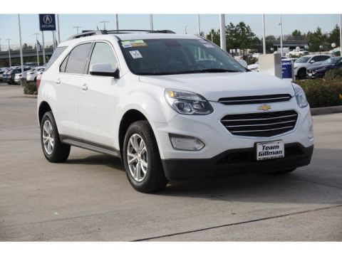 Pre-Owned 2017 Chevrolet Equinox LT BACK UP CAMERA