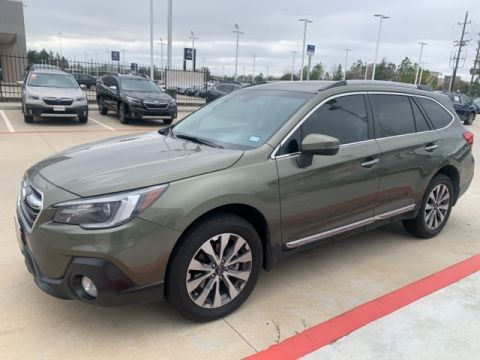 Pre-Owned 2018 Subaru Outback 3.6R With Navigation & AWD