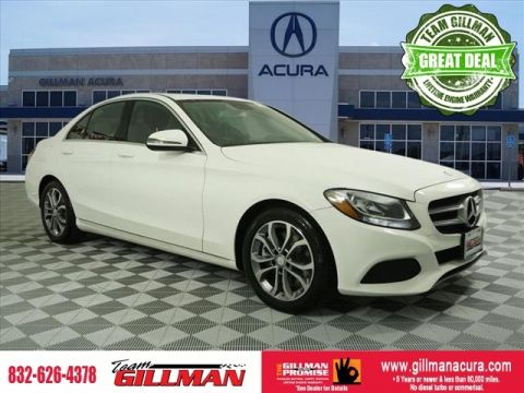 Pre-Owned 2017 Mercedes-Benz C-Class C 300 RWD 4D Sedan
