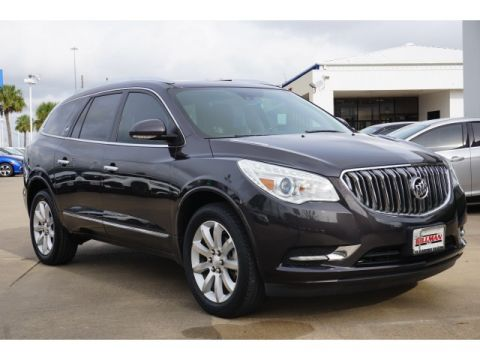 Pre-Owned 2017 Buick Enclave Premium Group With Navigation