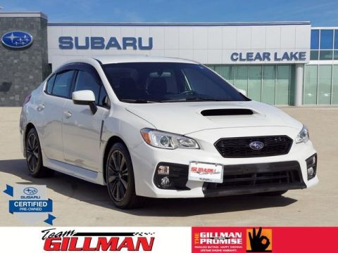Pre-Owned 2019 Subaru WRX Base AWD