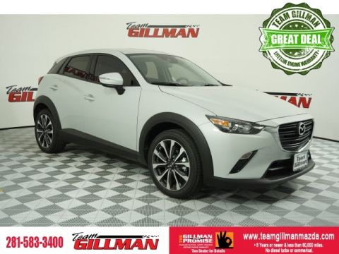 New 2019 Mazda CX-3 TOURING FWD Wagon