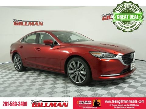 New 2019 Mazda6 TOURING FWD Sedan