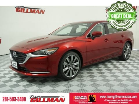 New 2019 Mazda6 SIGNATURE With Navigation