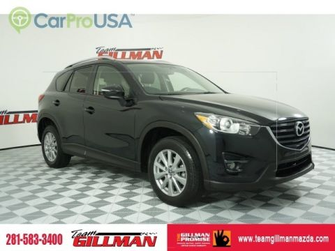Certified Pre-Owned 2016 Mazda CX-5 Touring NAVIGATION SYSTEM CERTIFIED PRE-OWNED