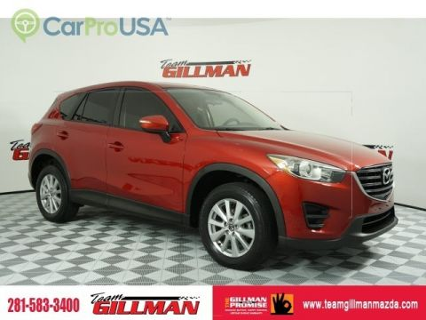Certified Pre-Owned 2016 Mazda CX-5 Sport LEATHER ALLOY WHEELS CERTIFIED PRE-OWNED