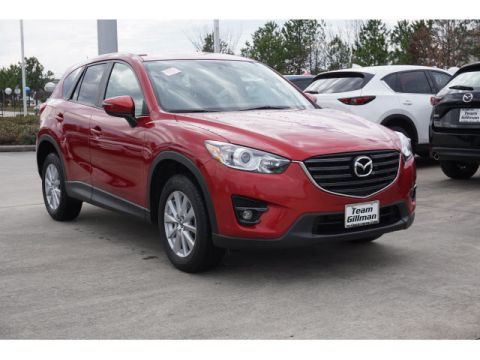 Certified Pre-Owned 2016 Mazda CX-5 Touring CERTIFIED PREOWNED