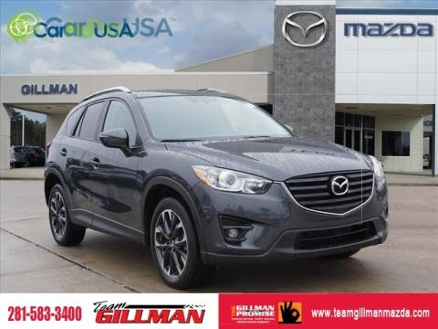 Certified Pre-Owned 2016 Mazda CX-5 Grand Touring LEATHER INTERIOR SUNROOF BOSE AUDIO CERTIFIED PREOWNED