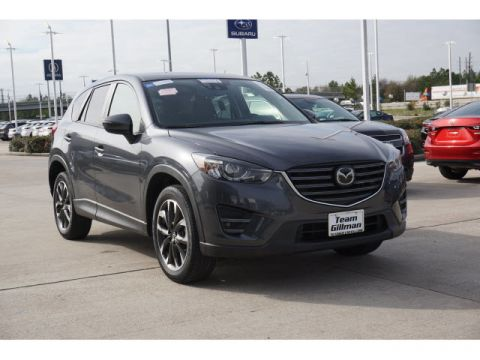Certified Pre-Owned 2016 Mazda CX-5 Grand Touring LEATHER INTERIOR SUNROOF NAVIGATION SYSTEM BOSE AUDIO CERTIFIED PREOWNED