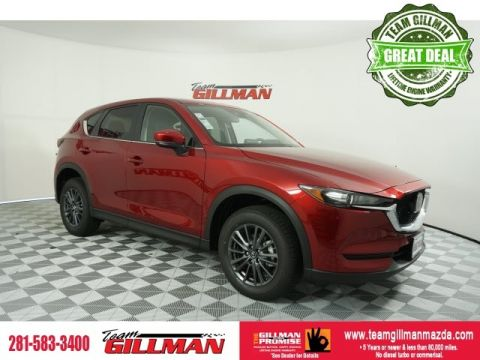 New 2020 Mazda CX-5 TOUR FWD FWD SUV