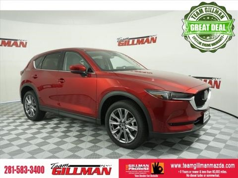 New 2019 Mazda CX-5 GT FWD With Navigation