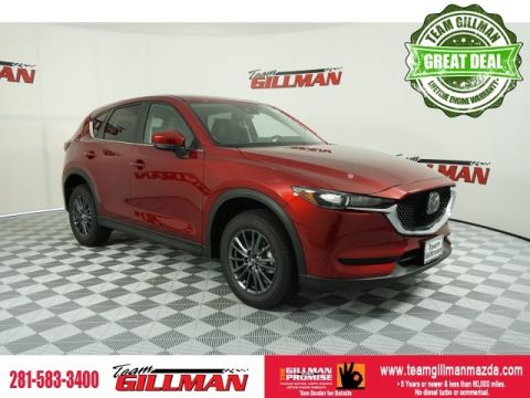 New 2019 Mazda CX-5 TOUR AWD
