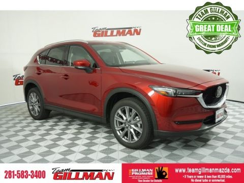 New 2019 Mazda CX-5 GT RES AWD