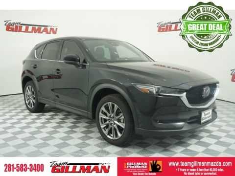 New 2019 Mazda CX-5 SIGNAT AWD