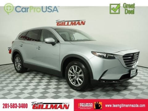 Certified Pre-Owned 2018 Mazda CX-9 Touring LEATHER