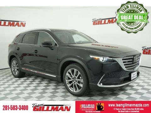 New 2019 Mazda CX-9 SIGNTR AWD With Navigation & AWD