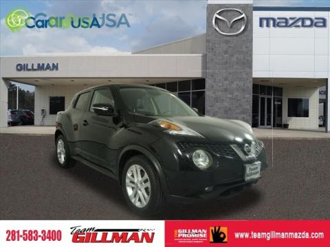 Pre-Owned 2015 Nissan JUKE SL LEATHER SUNROOF NAVIGATION