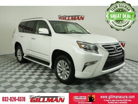 Pre-Owned 2017 Lexus GX 460 With Navigation & 4WD