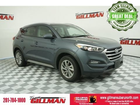 Pre-Owned 2018 Hyundai Tucson SEL FWD 4D Sport Utility