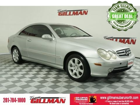 Pre-Owned 2004 Mercedes-Benz CLK CLK 320 RWD 2D Coupe