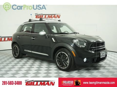 Pre-Owned 2016 MINI Cooper Countryman S LEATHER PANOROOF NAVIGATION HARMAN KARDON
