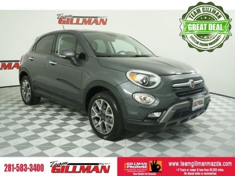 Pre-Owned 2017 FIAT 500X Trekking With Navigation